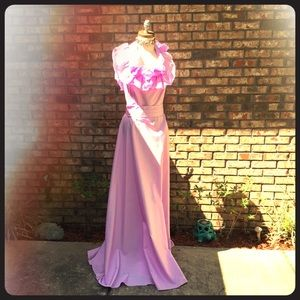 Lilac Evening or Bridemaid or Prom Dress